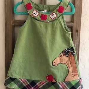 Bonnie Baby Horse Dress